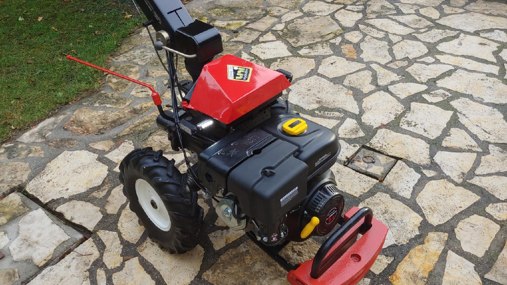 SET na MT7 032 UNI- 9 HP + E start